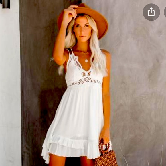 Small baby doll dress